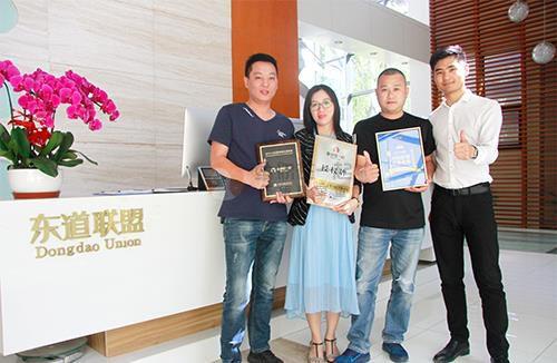 恭喜:黄岳云先生5月20日成功签约鱼你在一起江门代理